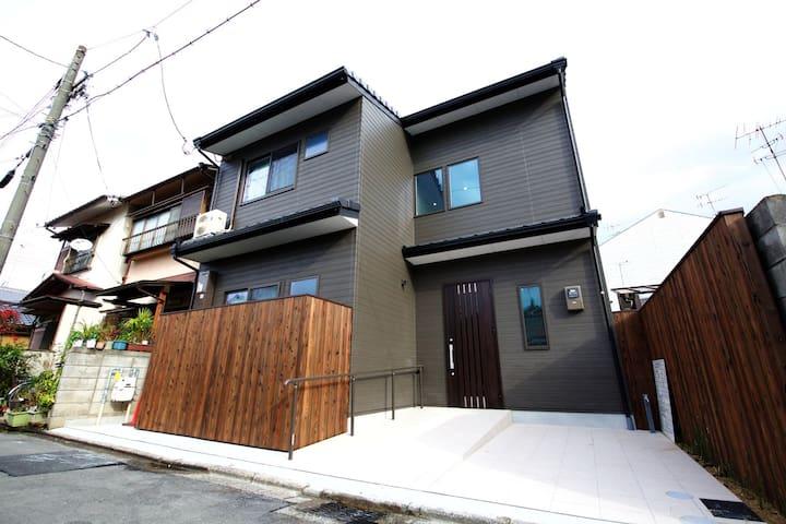 Kyoto Sta.!Gojunoto!Fushimiinari!AS611-616