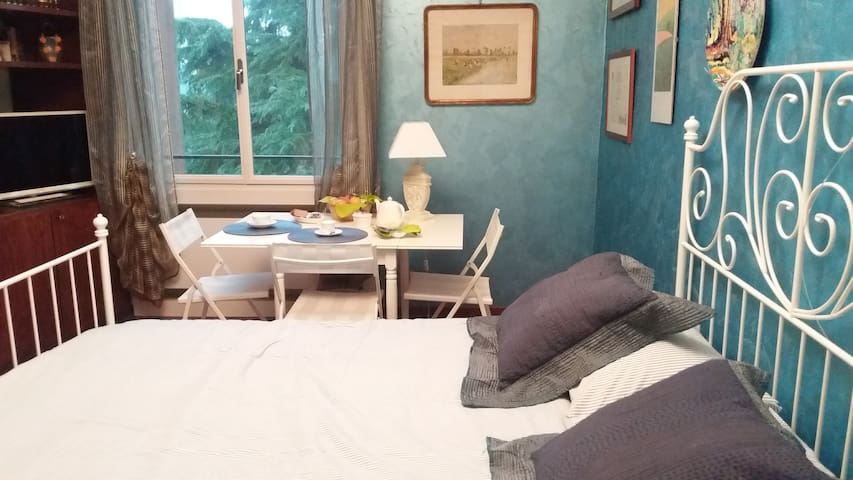 Cozy room, private bath, great italian hospitality - Basiglio - Apartmen