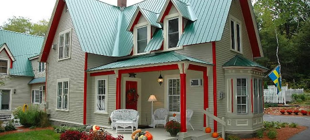 Red Elephant Inn B&B - Conway - Bed & Breakfast