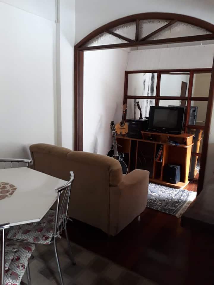 Apartamento 01 quarto Valparaíso