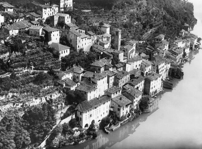 Historisches Tessiner Häuschen