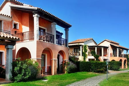 Appartamento in villaggio sul mare - ซาน เทโอโดโร