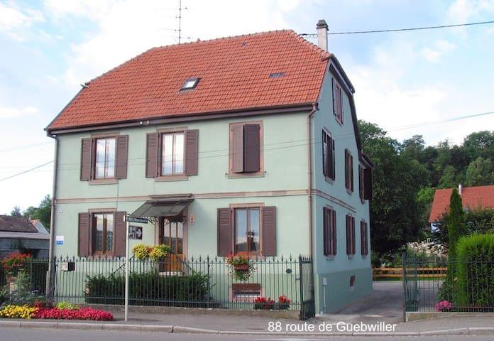 Meublé du tourisme classé 3*** - Soultz-Haut-Rhin - Pis