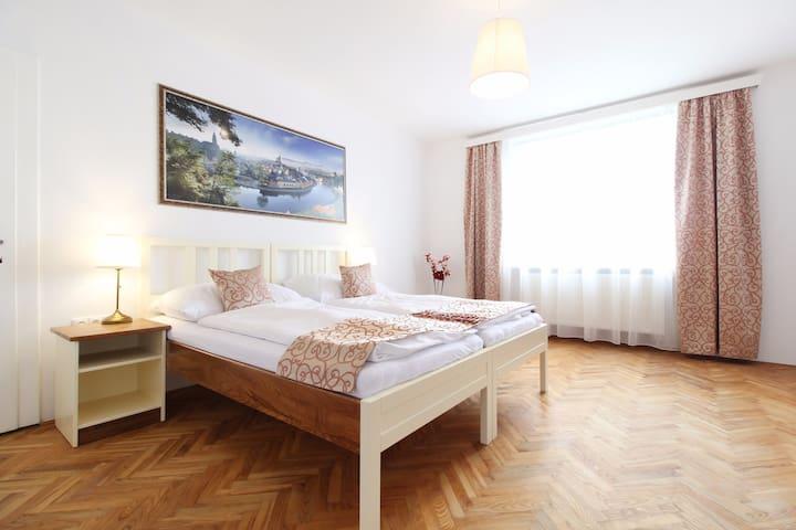 Apartmán T. G. Masaryka v Českém Krumlově