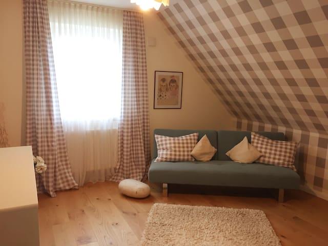Zimmer im Einfamilienhaus Nähe Pinneberg u Hamburg