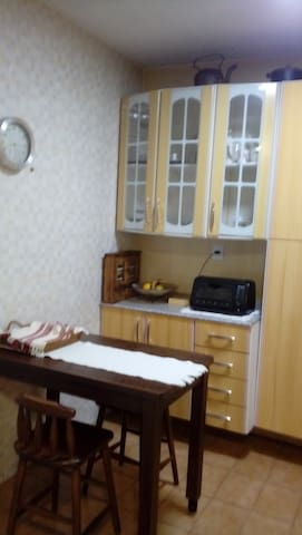 Apartamento aconchegante com baixo custo