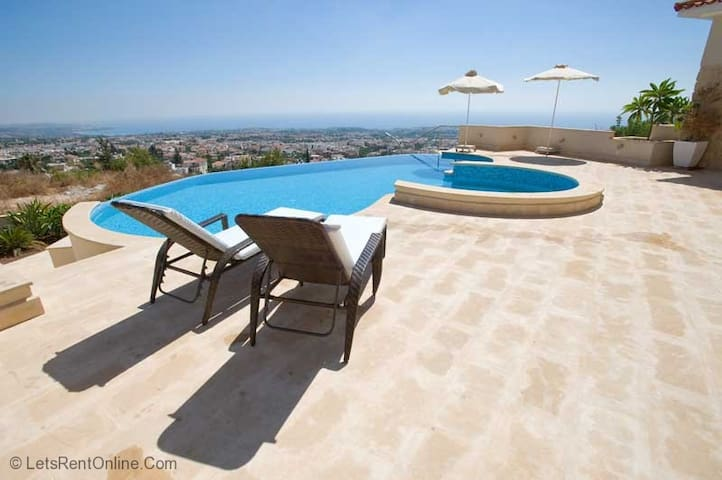 'The Halcyon Suite', Beau View - Peyia - Byt