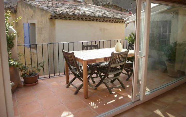 Maison de village avec terrasse en Provence