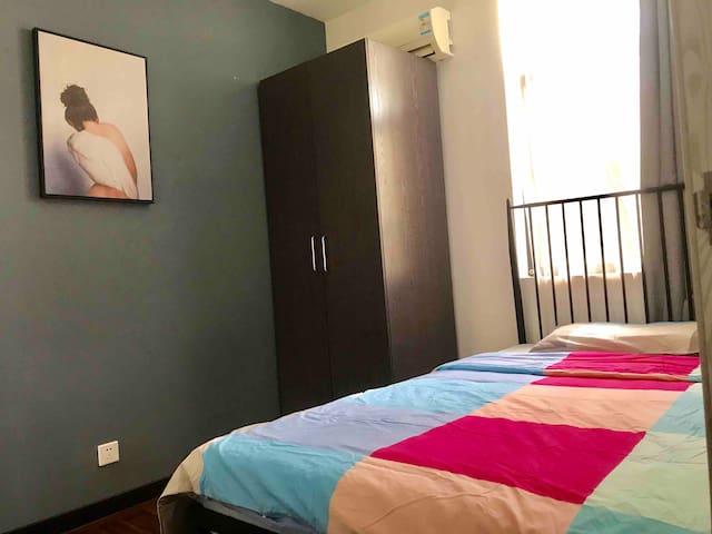 Cozy quiet room in central  Futian area福田中心区舒适的家