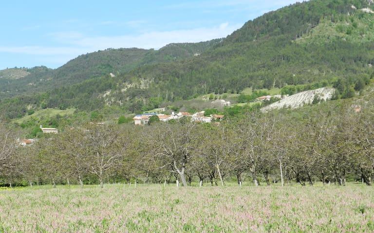 Gite la ferme des lamberts - Miscon - Casa na Terra