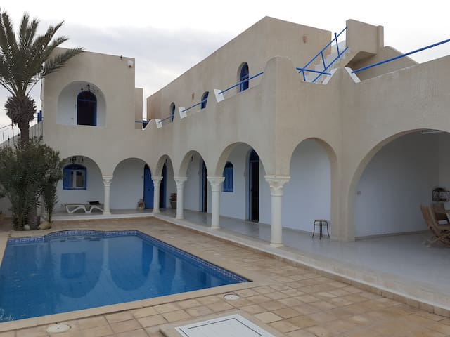 Magnifique villa 9 personnes avec piscine privée