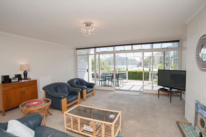 Seaview Apartment - Picton - Apartamento