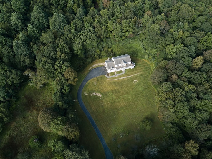 A nature retreat on 30 private acres