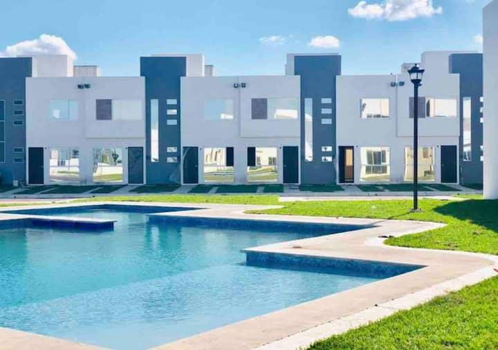 Casa de vacaciones Veracruz