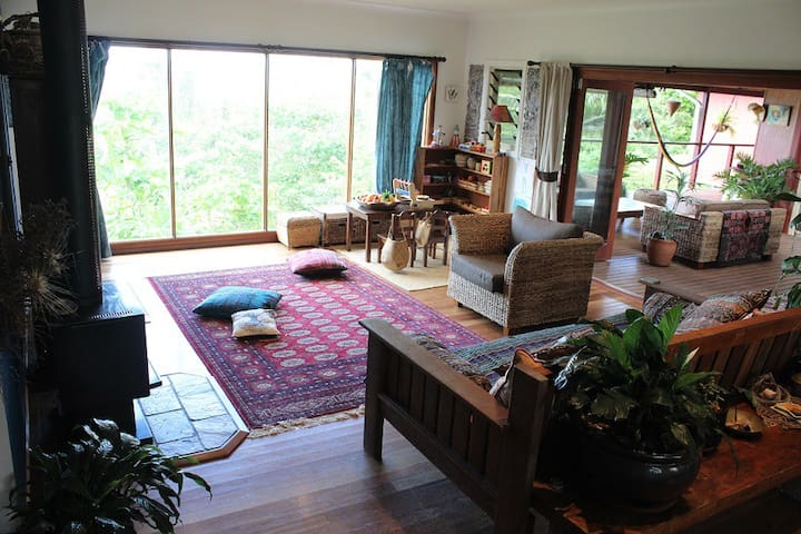 Byron Hinterland Organic Living - Clunes - House