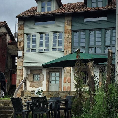 Preciosa casita asturiana - Priesca (Villaviciosa) - Dům