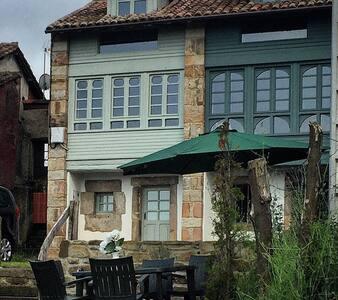 Preciosa casita asturiana - Rumah
