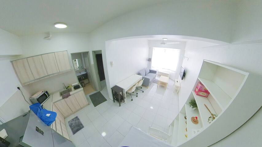 1 bedroom@Mainplace,USJ21, near LRT USJ21
