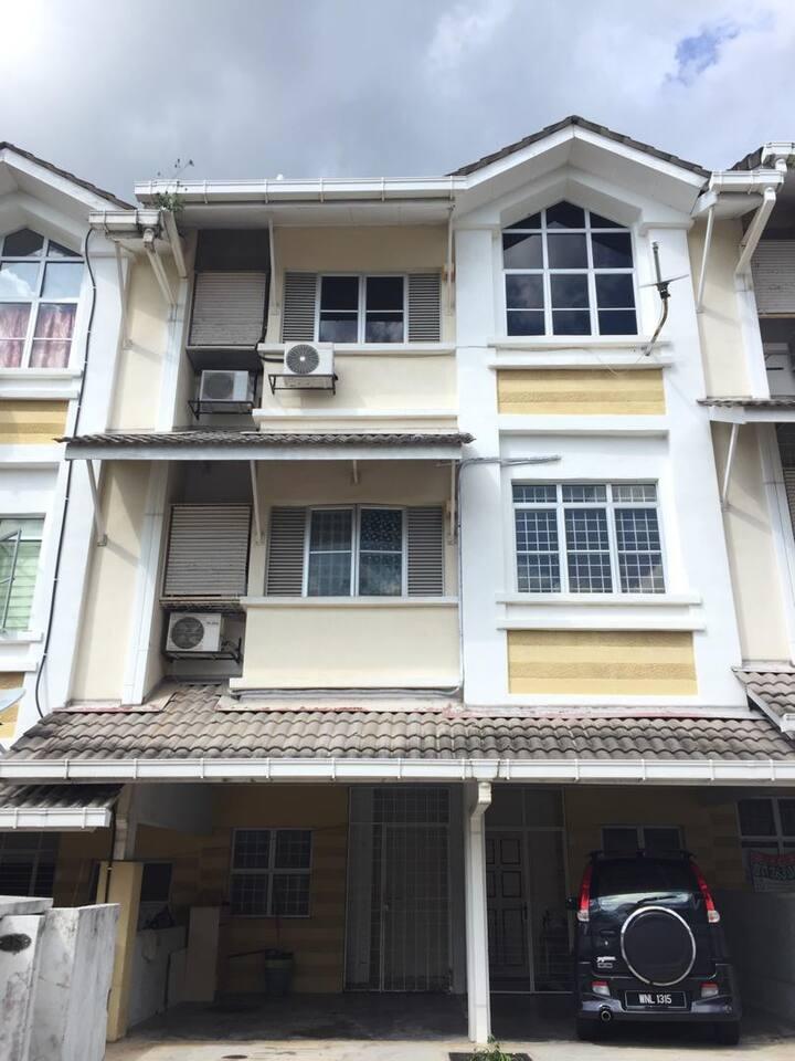 Townhouse Putrajaya Presint 16