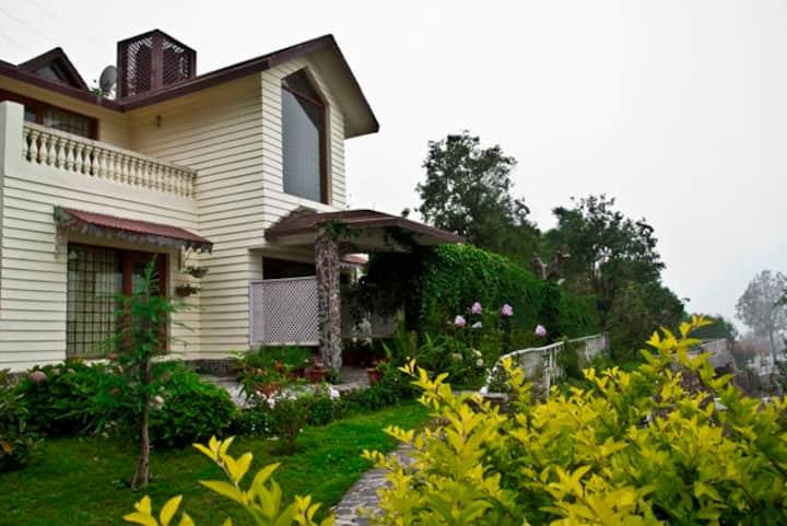 SuryaVilla- 3BHK+3.5Bathroom, Sattal Lake, Bhimtal