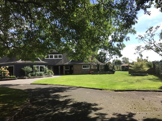 Stunning Executive Style Home - Tamahere - Hus