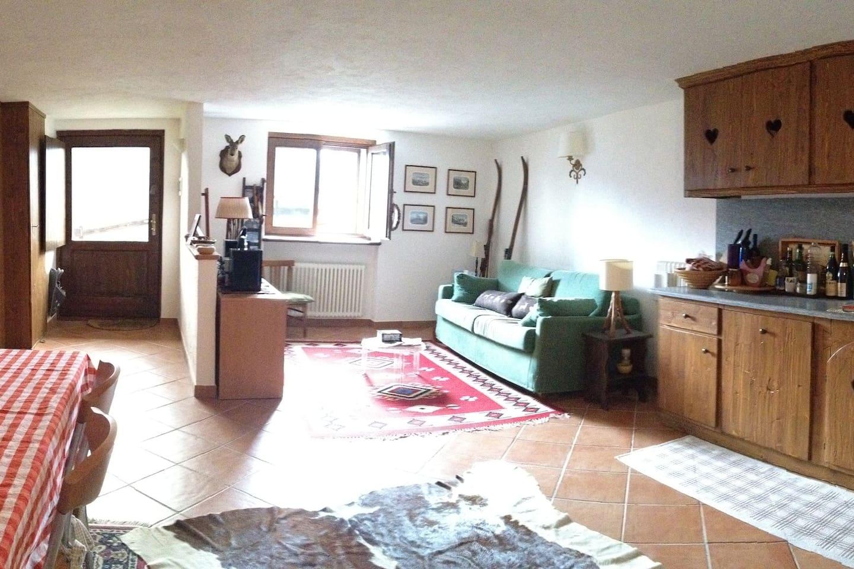 Rifugio Nella Natura E Sole Appartements Louer Cheverel Val D