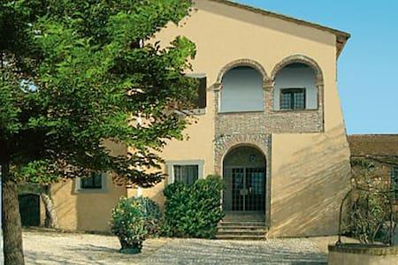 La Loggetta Villa panoramic view Umbria with pool - Narni - Villa