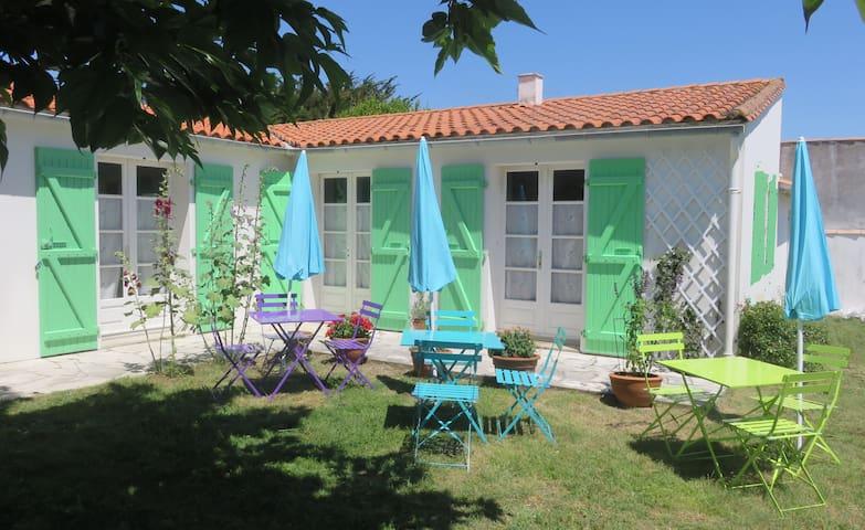 La Villa Teranga, chambres à louer à Saint Clément