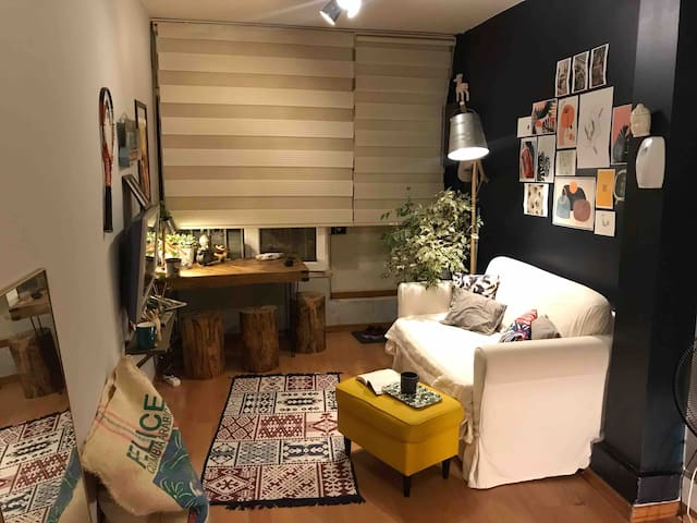 small and cozy studio in beşiktaş