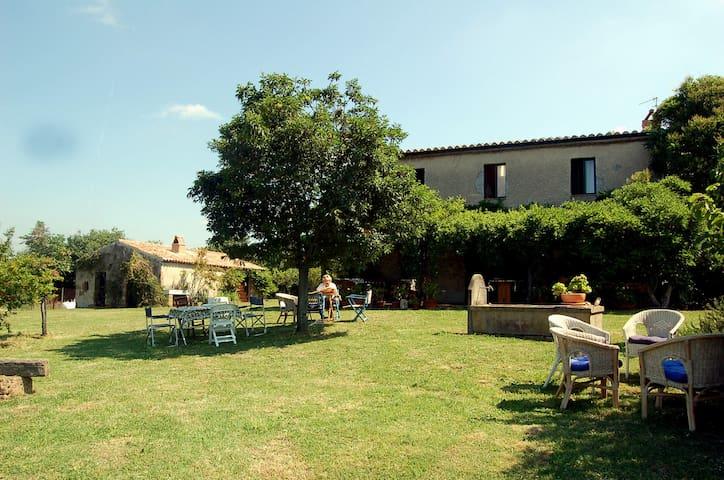 Tuscan villa, Sovana Etruscan area - Sovana - Villa