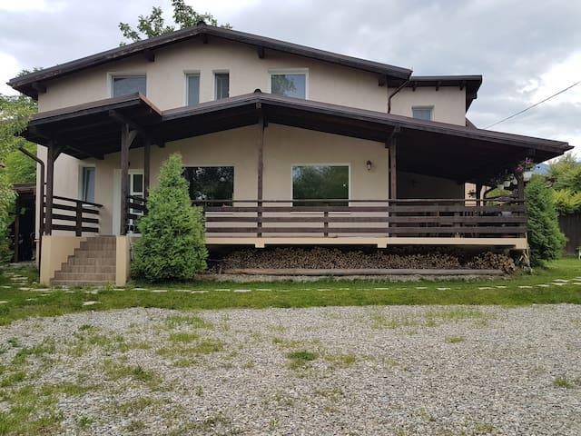 My-JAXO House,  Sebesu de Jos Village