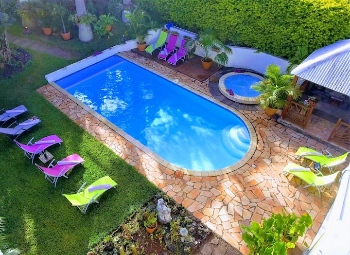house, swimming pool, SPA, 15 min.