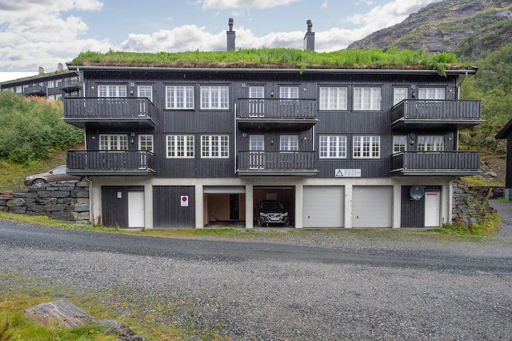 Trivelig liten leilighet i Røldal (1-4 personer)