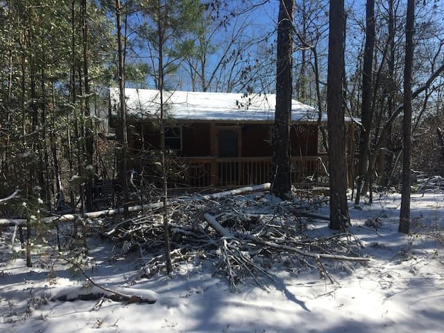 Karen's Cabin in the woods secluded and private