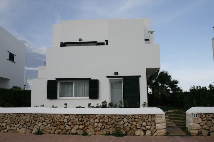 Incredible villa near the beach - Es Mercadal - Ev