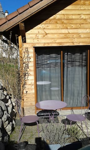 Location F1 cosy à St Paul de Varces Vercors - Saint-Paul-de-Varces - Mobilyalı daire