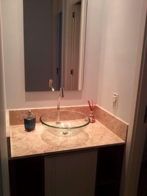 Lavabo / banheiro
