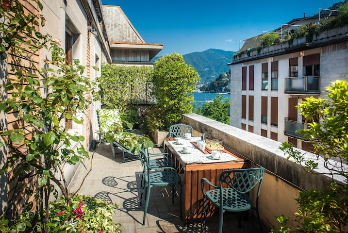 La Terrazza Como Lake View - By House Of Travelers