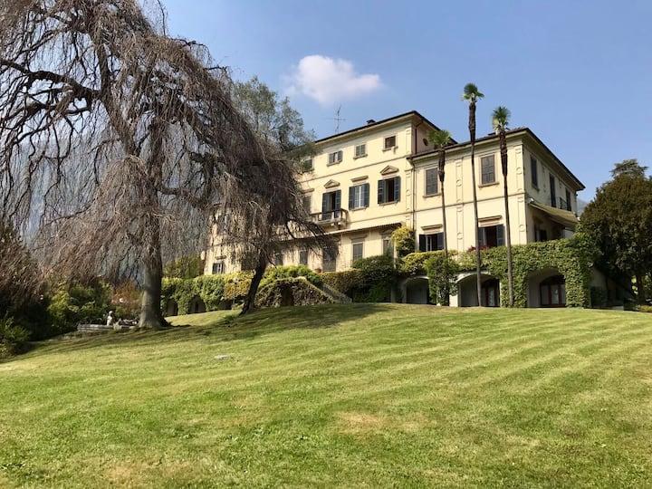 Villa Bertoni -  Stunning view on Lake Como