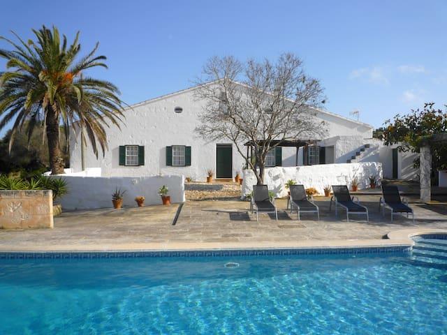 Farmhouse Gabrielle, Menorca - Ciutadella de Menorca - Casa