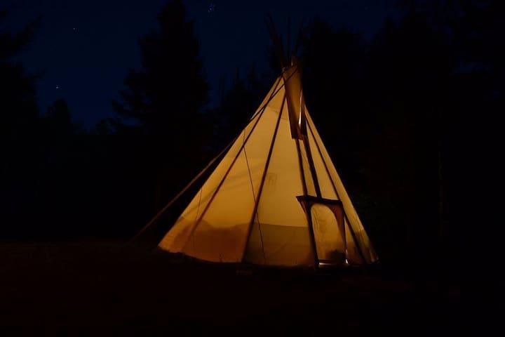 Vivez la nature chez Le Lutin Atikamekw!