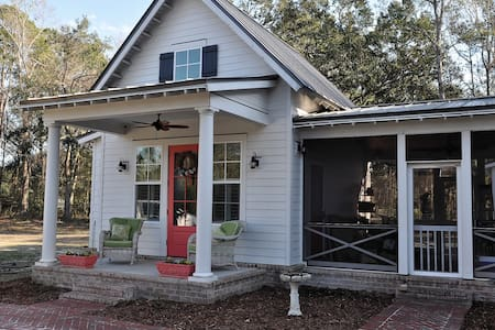 Coral Belle Cottage, Simply Southern