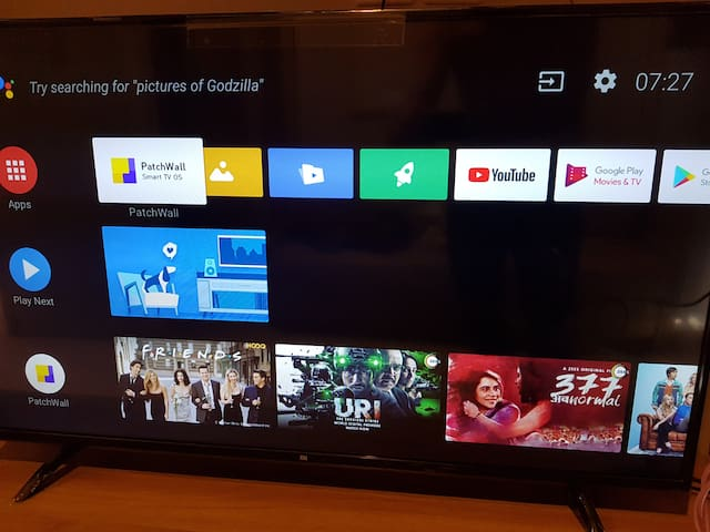 Android Smart TV (No TV Antenna)
