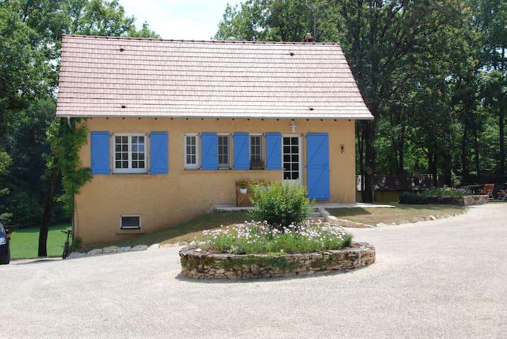 Studio de charme en Périgord - Chartrier-Ferrière - Apartamento