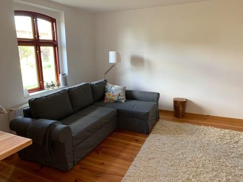 Grünberg 21_2 - Wohnung im Gutshaus-Ensemble