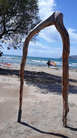 Family house ,near the beach, near Athens riniera.