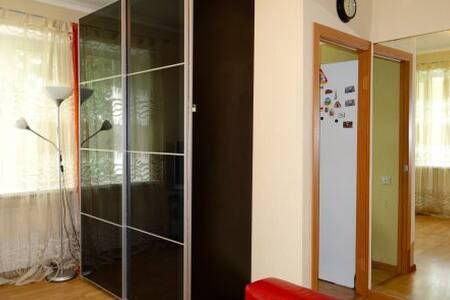 Комфортная квартира на Красной Пресне. - Moskau - Wohnung