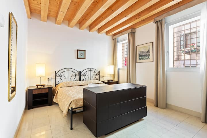 🍀 Elegant Space with Courtyard - Cannaregio🍀
