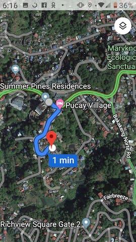 DM SKY VILLA Unit#1 (New Staycation Residence) - Townhouses for ...