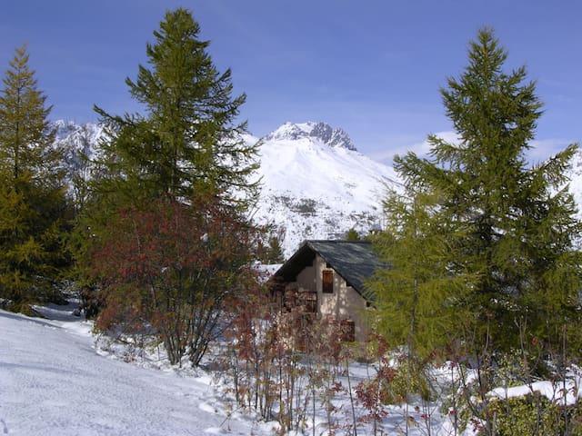 Chalet Parc National des Ecrins - Puy-Saint-Vincent - House